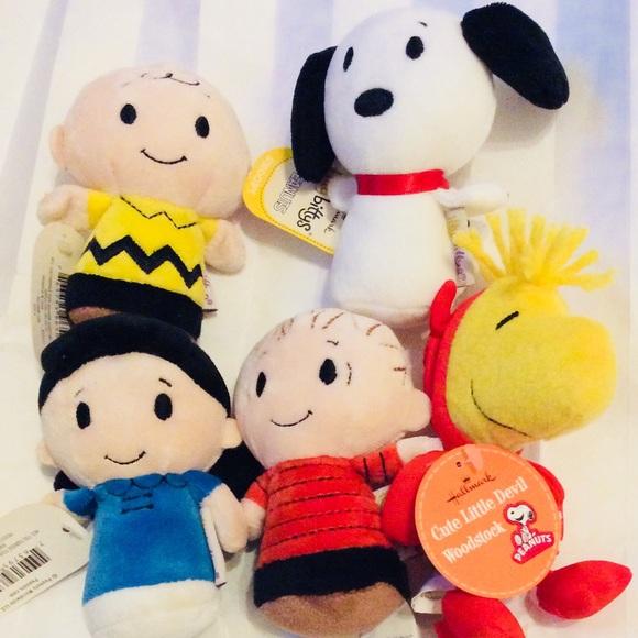 Peanuts HALLOWEEN Snoopy Large Servivg Bowl Linus Charlie Brown Lucy